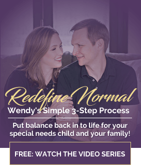Redefine Normal with Wendy Andersen's 3 Step Process