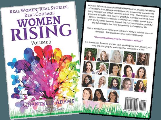 Women Rising Book | Author Wendy Andersen