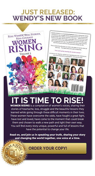 Women Rising Book | Wendy Andersen